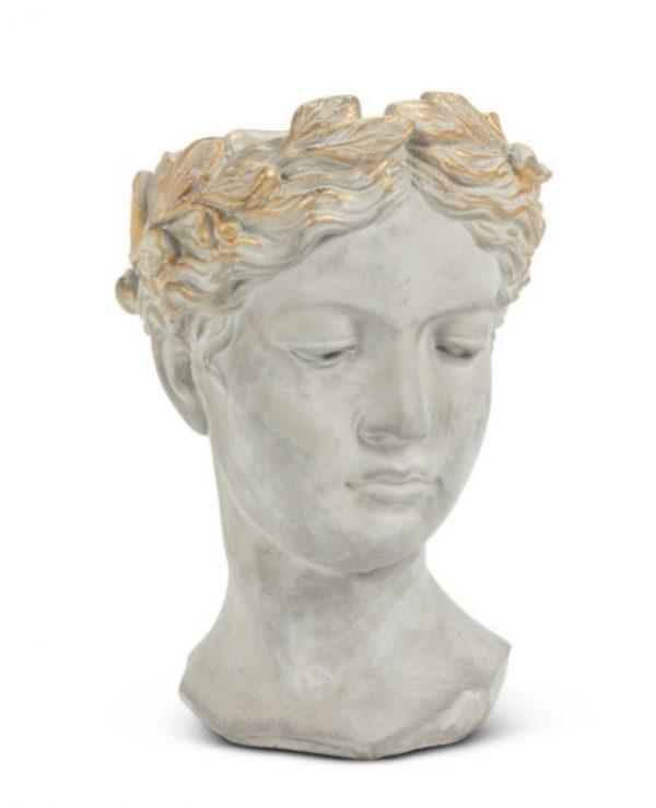 goddess head large