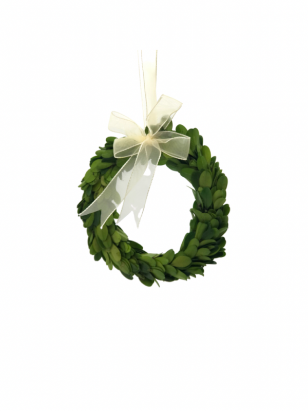 Boxwood Wreath Small